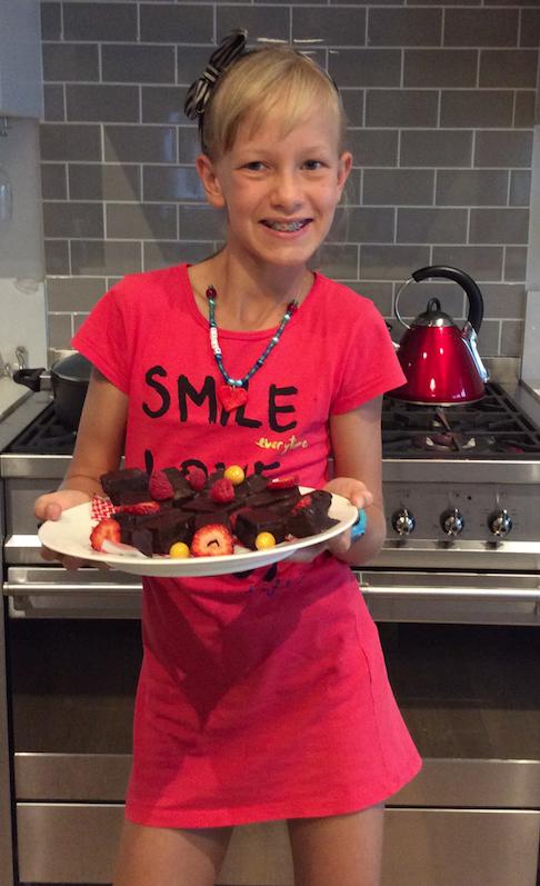 How Kids Make Vegan Fudge/Valentine's Day Special