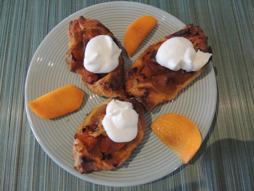 easy vegan fruit puff pastry recipe!
